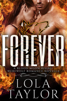 Paranormal Romance (Shape shifters) book cover design, ebook kindle amazon, Lola Taylor, Forever
