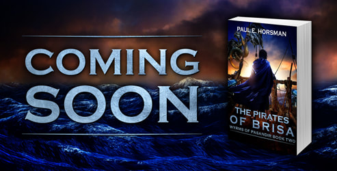 Promo banner, Available now, Box set, Paul E Horsman