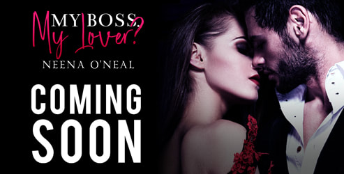 Promo banner, Available now, Box set, Neena O'Neal