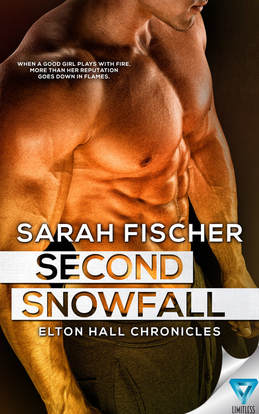 Contemporary (Young Adult) Romance book cover design, ebook kindle amazon, Sarah Fischer, Snowfall