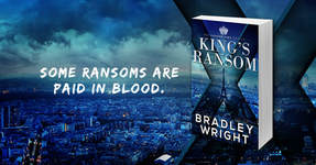 Promo banner, Facebook ad, Bradley Wright, ransom