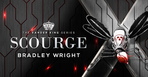 Promo banner, Facebook ad, Bradley Wright, scourge