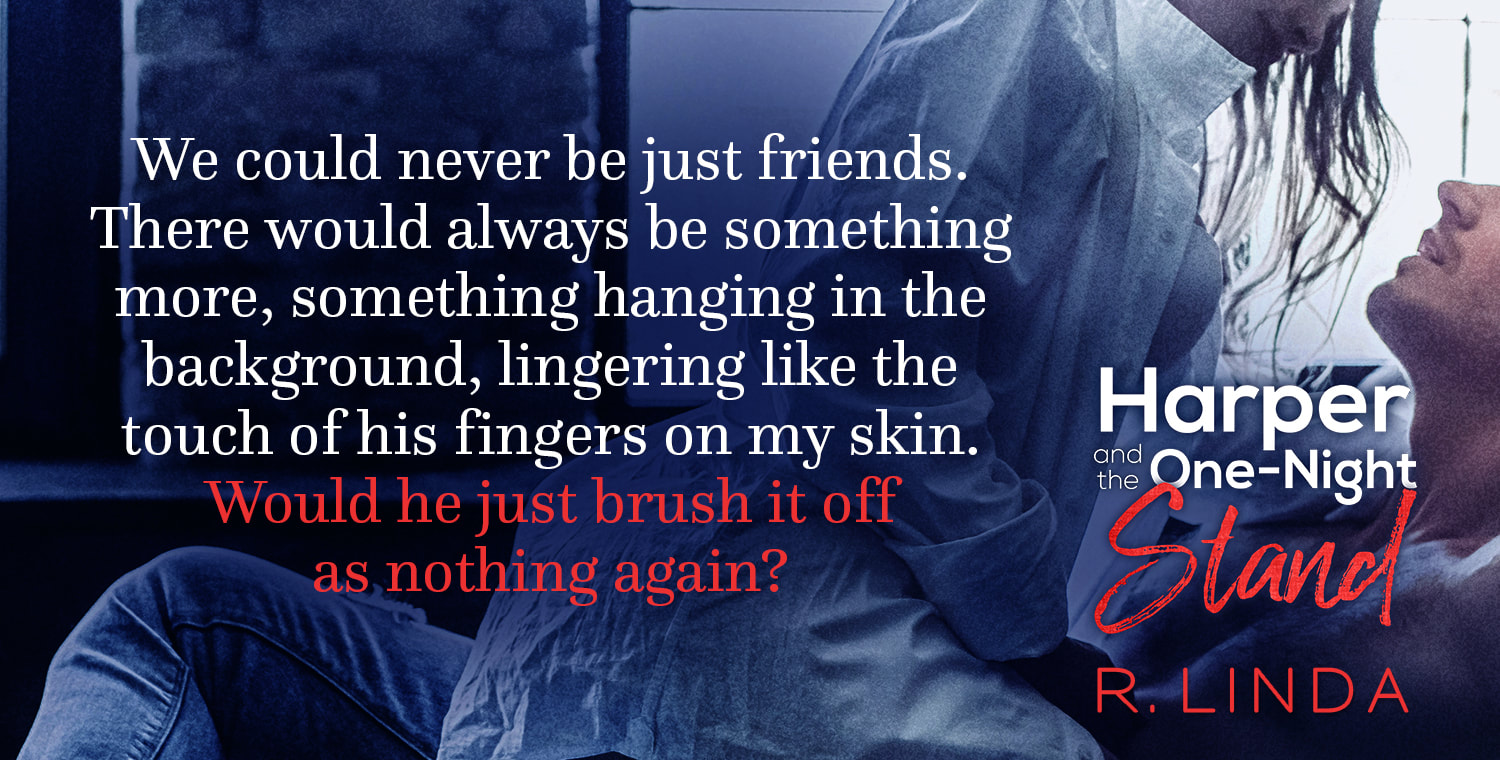 R.Linda , Harper and the One night stand, teaser 02