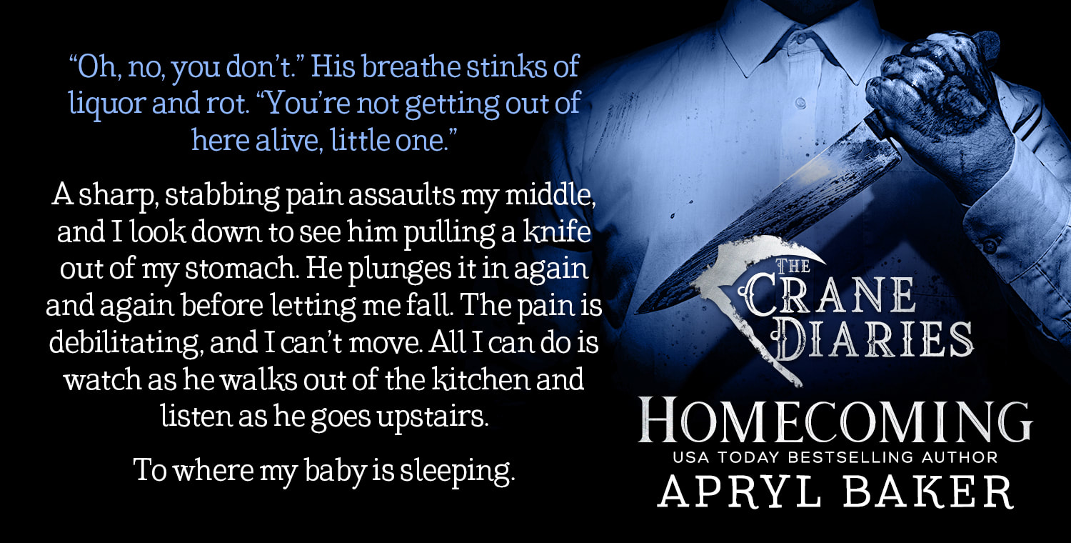 The Crane Diaries, Apryl Baker, teaser 02