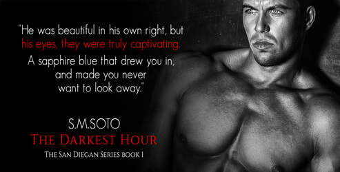 Teaser, S M Soto, The Darkest Hour