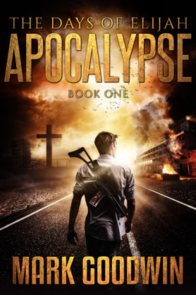 Post-Apocalyptic book cover design, ebook kindle amazon, Mark Goodwin, Apocalypse