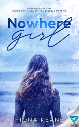Contemporary (Young Adult) Romance book cover design, ebook kindle amazon, Fiona Keane, Nowhere