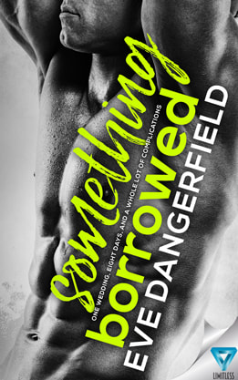Romance, New Adult & College book cover design, ebook kindle amazon, Eve Dangerfield, Borrowed