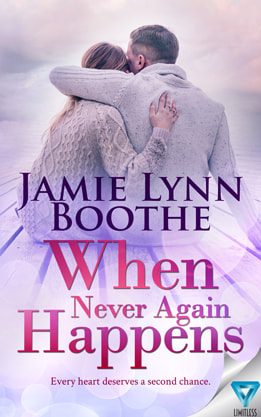 Contemporary Romance (inspirational) book cover design, ebook kindle amazon, Jamie Lynn Boothe, Happens