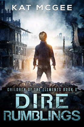 Post-Apocalyptic book cover design, ebook kindle amazon, Alexa Dare, Rumblings