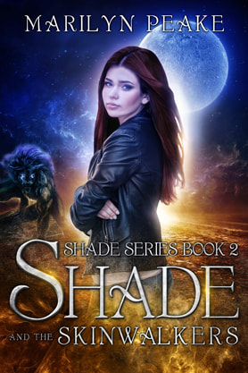 Young Adult (YA) Fantasy book cover design, ebook kindle amazon, Marilyn Peake, Shade 2