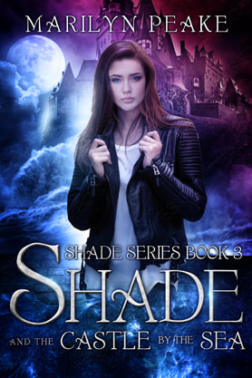 Young Adult (YA) Fantasy book cover design, ebook kindle amazon, Marilyn Peake, Shade 3