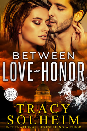 Romantic Suspense book cover design, ebook kindle amazon, Tracy Solheim, Love and Honor
