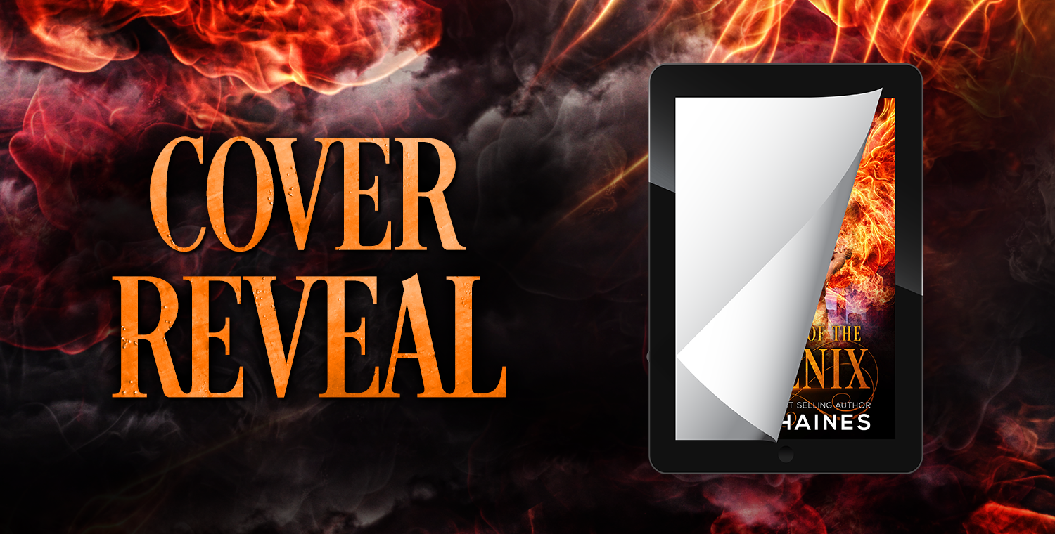 Promo banner, Cover Reveal