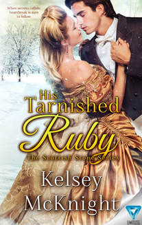 Historical Romance book cover design, ebook kindle amazon, Kelsey McKnight, Ruby