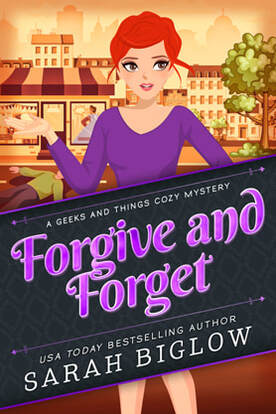 ebook cover design academy, fantasy award best cover Sarah Biglow, Forgive and Forget
