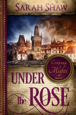 Historical book cover design, ebook kindle amazon, Sarah Shaw, Rose