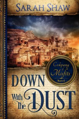 Historical book cover design, ebook kindle amazon, Sarah Shaw, Dust