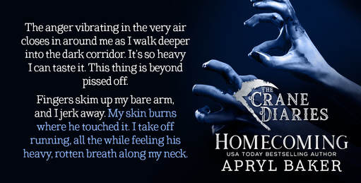 The Crane Diaries, Apryl Baker, teaser 01