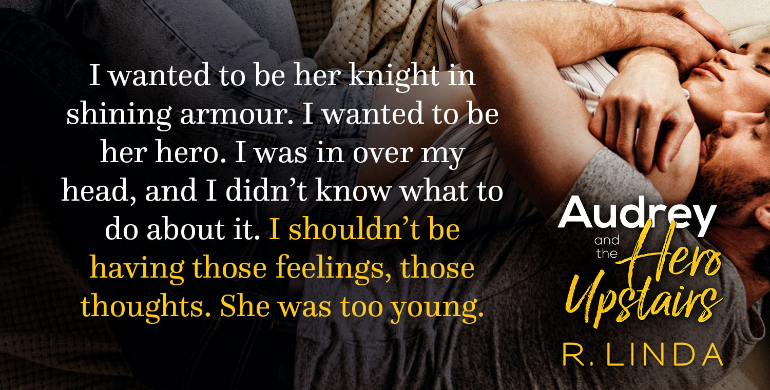 R. Linda, Audrey and the Hero Upstairs, teaser 03