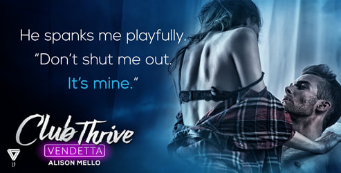 Teaser, Alison Mello, Club Thrive