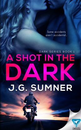 Romantic Suspense book cover design, ebook kindle amazon, J.G. Sumner, Dark