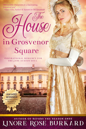 Historical Romance book cover design, ebook kindle amazon, Linore Rose Burkard, House