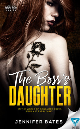 Romantic Suspense (Mafia) book cover design, ebook kindle amazon, Jennifer Bates, Daughter