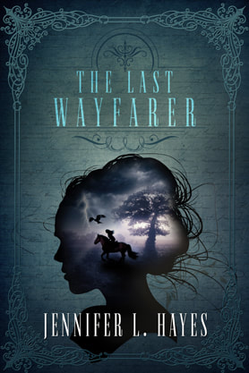 Historical Fiction book cover design, ebook kindle amazon, Jennifer L. Hayes, The Last Wayfarer