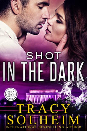 Romantic Suspense book cover design, ebook kindle amazon, Tracy Solheim, Shot in the Dark