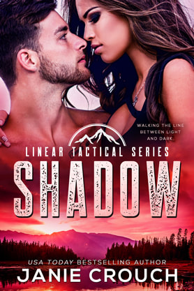 Romantic Suspense book cover design, ebook kindle amazon, Janie Crouch, Shadow