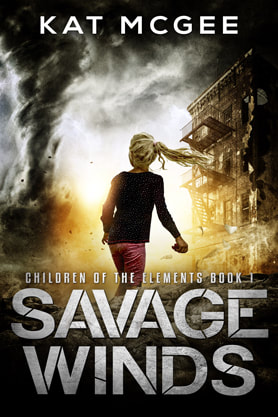 Young Adult/Post Apocalyptic book cover design, ebook kindle amazon, Kat Mcgee, Savage